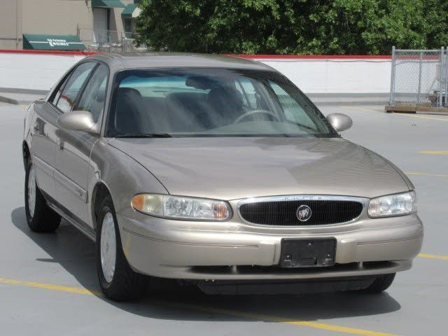 2002 Buick Century Limited Sedan FWD