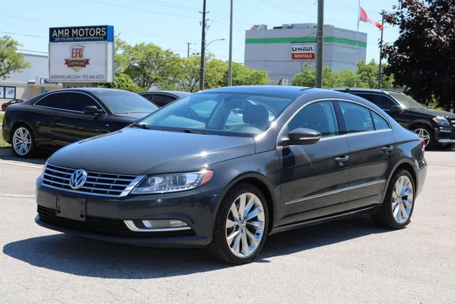 2015 Volkswagen CC VR6 Execline 4Motion AWD