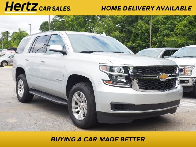 Used Chevrolet Tahoe For Sale In Atlanta Ga Cargurus