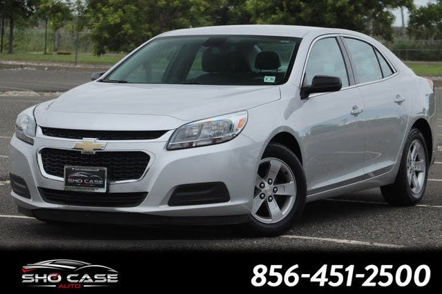 2016 Chevrolet Malibu Limited LS Fleet FWD