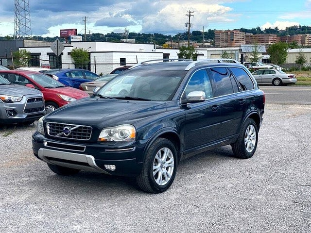 2013 Volvo XC90 3.2 R-Design Premier Plus AWD