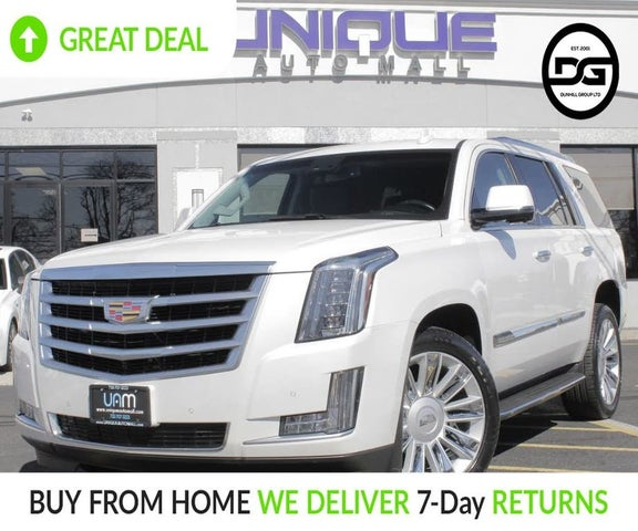 2017 Cadillac Escalade For Sale In Lawrence Township, NJ
