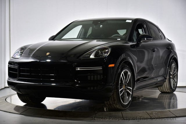 Used 2020 Porsche Cayenne Turbo Coupe Awd For Sale With Photos Cargurus