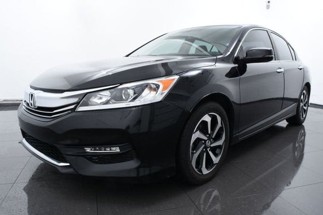 2017 Honda Accord EX FWD