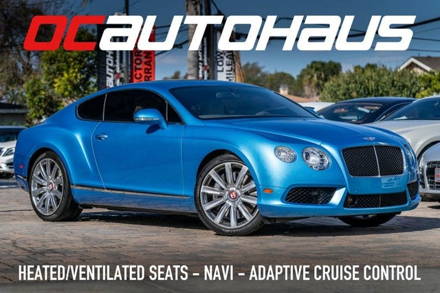 2015 Bentley Continental GT V8 AWD