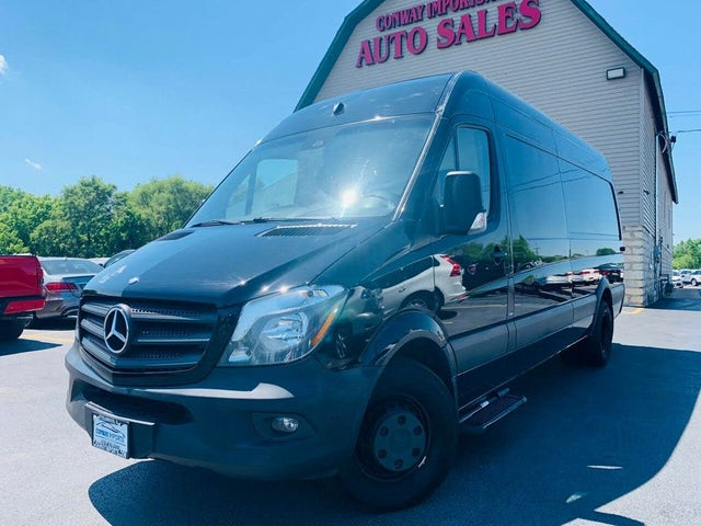 2015 Mercedes-Benz Sprinter Cargo 3500 170 WB DRW Extended RWD