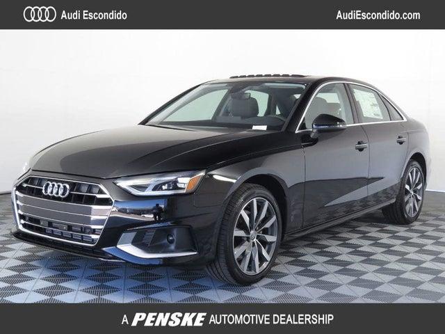 2020 Audi A4 2.0T Premium Sedan FWD