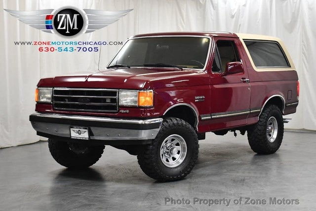 1991 Ford Bronco XLT 4WD