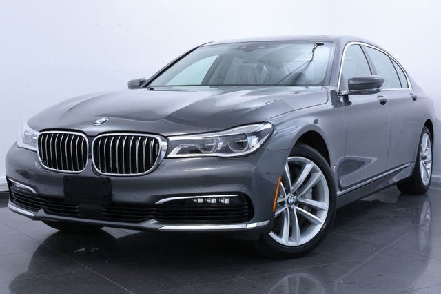 2016 BMW 7 Series 750i xDrive AWD