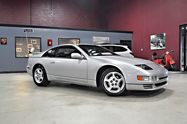 1996 Nissan 300ZX 2 Dr Turbo Hatchback