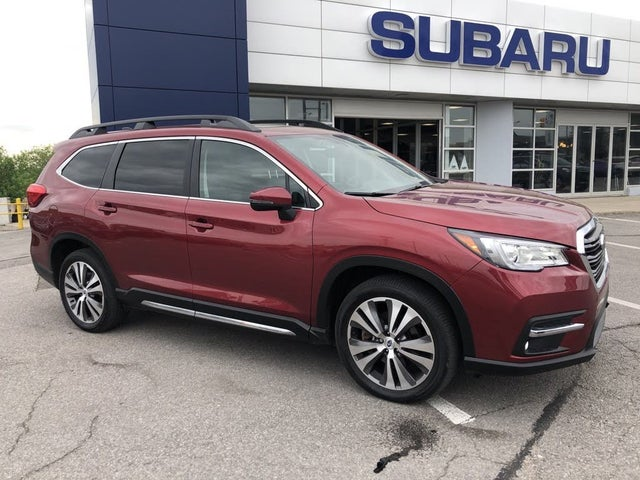 2019 Subaru Ascent Limited 7-Passenger AWD