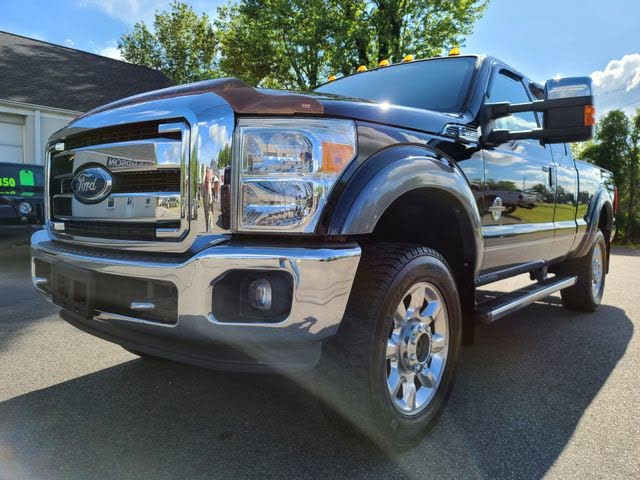 2011 Ford F-350 Super Duty Lariat SuperCab 4WD