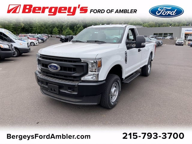 2020 Ford F-350 Super Duty XLT LB 4WD