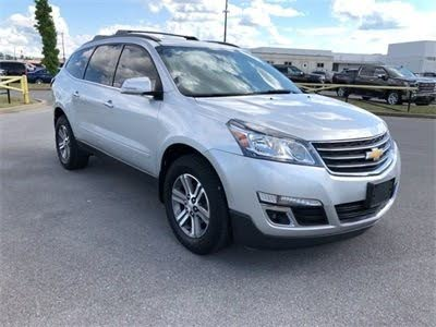 Used Chevrolet Traverse For Sale In Lawrenceburg Tn Cargurus