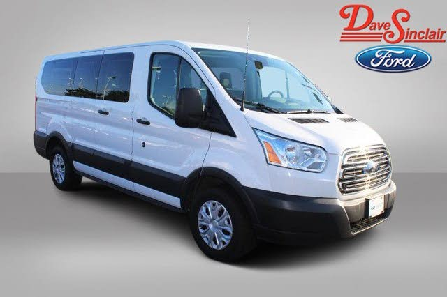 2018 Ford Transit Passenger 150 XLT Low Roof RWD with 60/40 Passenger-Side Doors