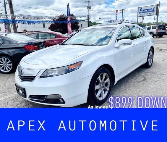 2014 Acura TL For Sale In Connecticut