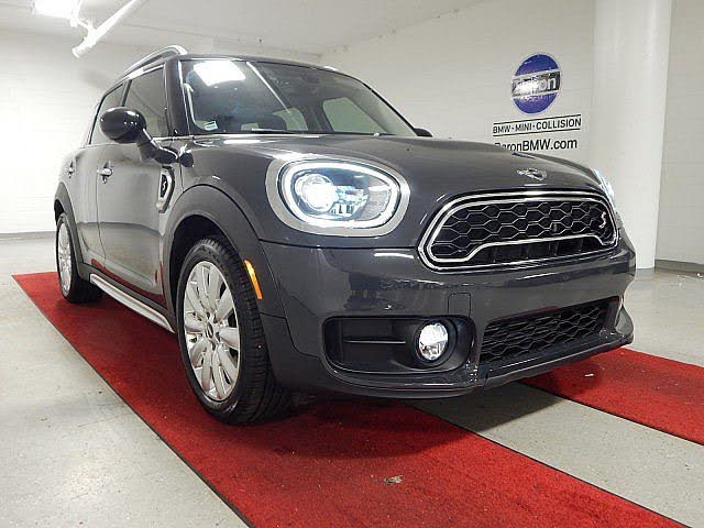 2017 MINI Countryman Cooper S FWD