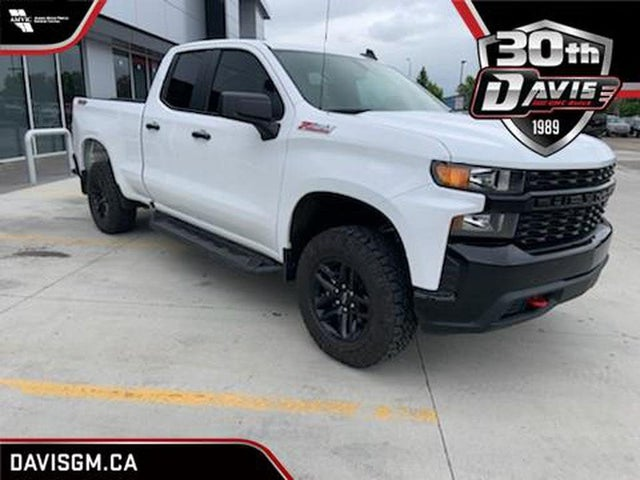 2020 Chevrolet Silverado 1500 Custom Trail Boss Double Cab 4WD