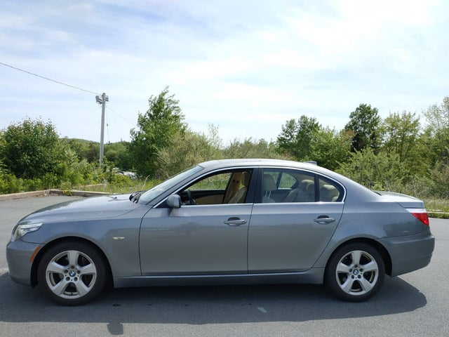 2008 BMW 5 Series 528xi Sedan AWD