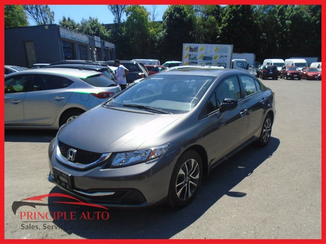 2015 Honda Civic Touring