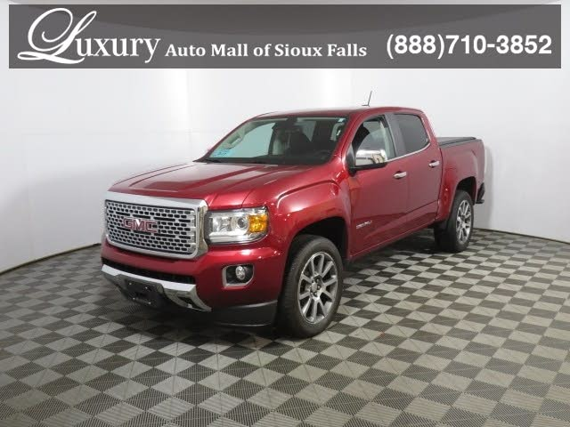 Used 2017 Gmc Canyon For Sale With Photos Cargurus
