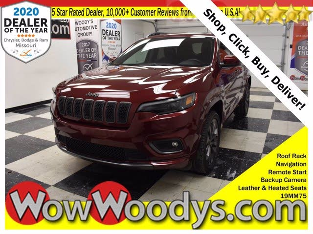 2019 Jeep Cherokee High Altitude 4WD