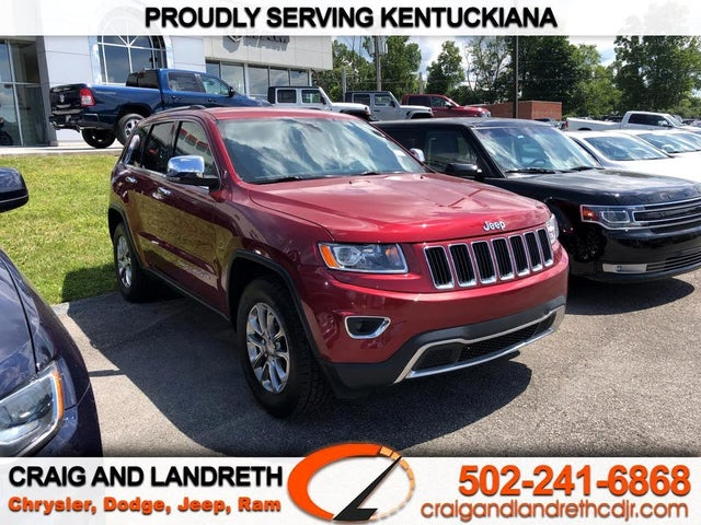 2015 Jeep Grand Cherokee For Sale In Louisville Ky Cargurus
