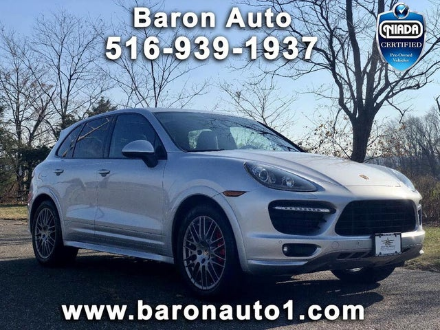Used 2014 Porsche Cayenne For Sale With Photos Cargurus