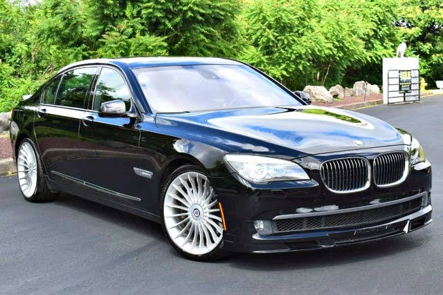 2011 BMW 7 Series Alpina B7 LWB RWD