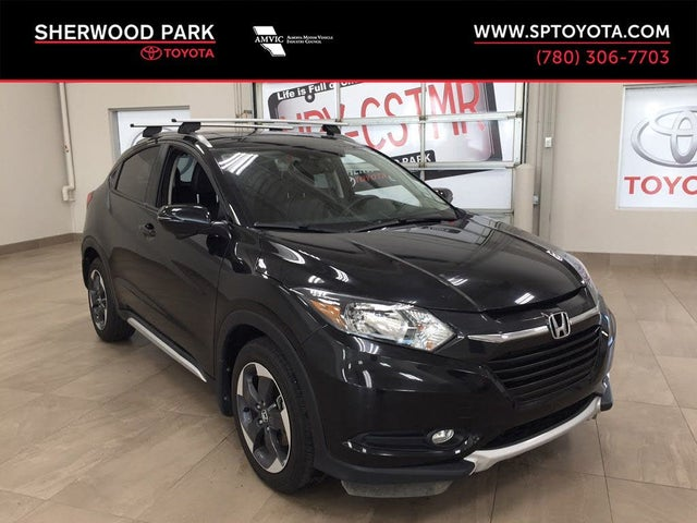 2018 Honda HR-V EX-L AWD with Navigation
