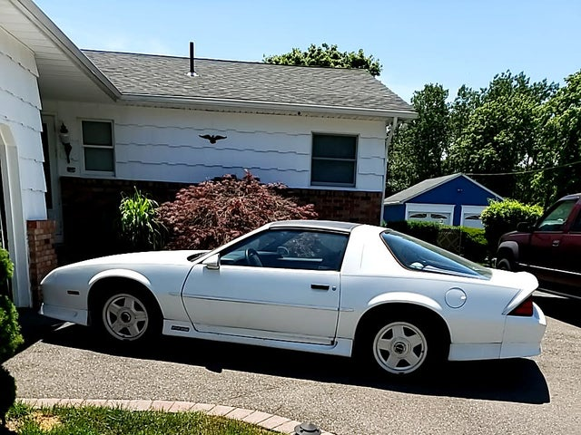 1992 Chevrolet Camaro RS Coupe RWD