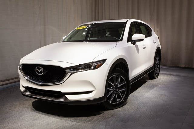 2017 Mazda CX-5 Grand Select AWD