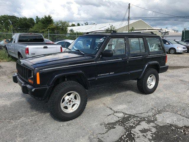 Used 1998 Jeep Cherokee For Sale  With Photos