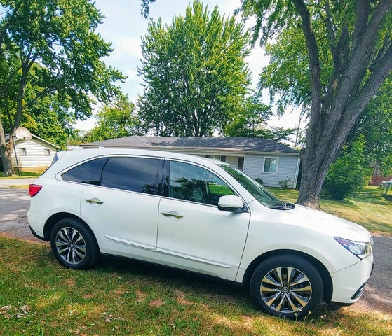 2015 Acura MDX For Sale In Lafayette, IN