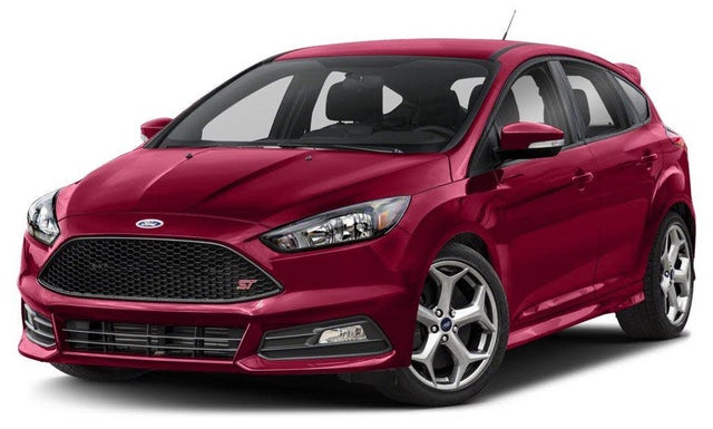 2018 Ford Focus ST