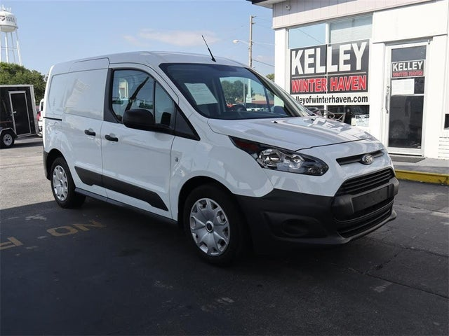 2018 Ford Transit Connect Cargo XL FWD with Rear Liftgate