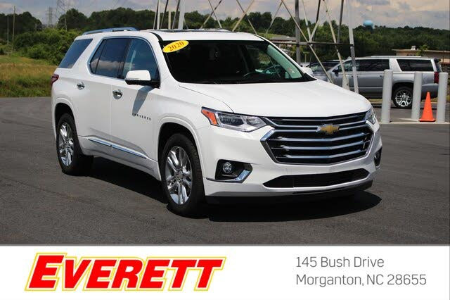 2020 Chevrolet Traverse High Country AWD