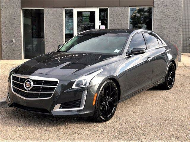 Used Cadillac CTS for Sale in Calgary, AB - CarGurus