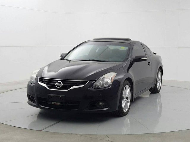 2010 Nissan Altima Coupe 3.5 SR