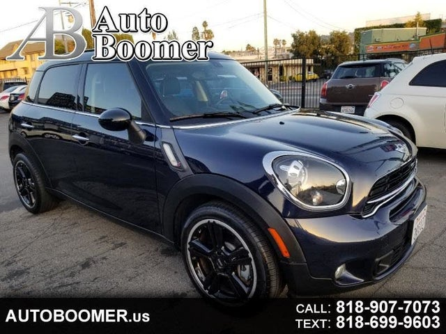 2016 MINI Countryman S FWD
