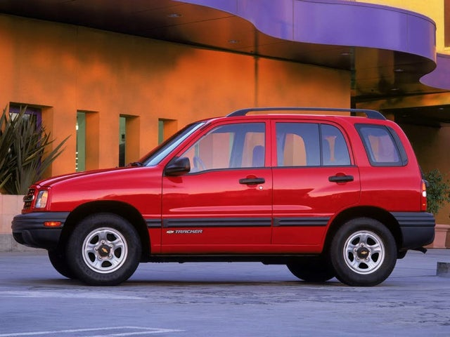 2003 Chevrolet Tracker ZR2 4-Door 4WD