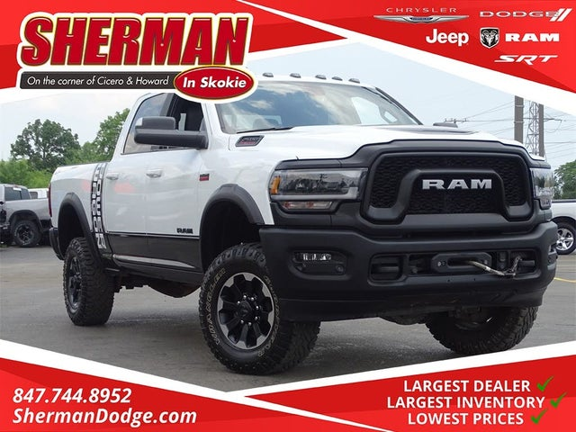 2019 RAM 2500 Power Wagon Crew Cab 4WD