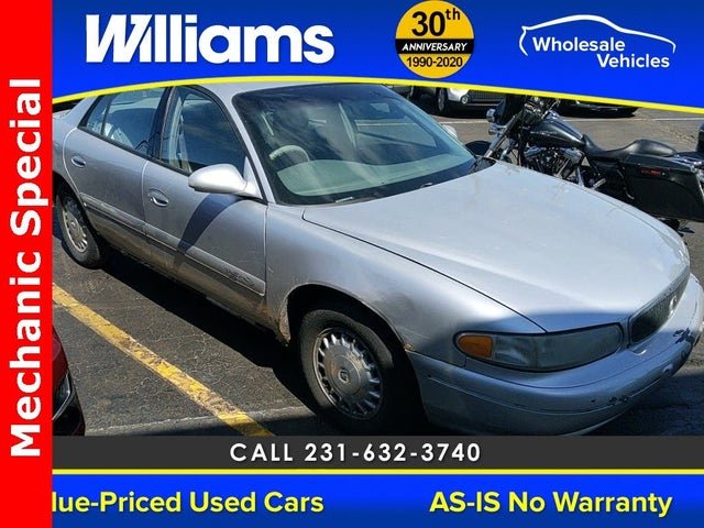 2002 Buick Century Custom Sedan FWD