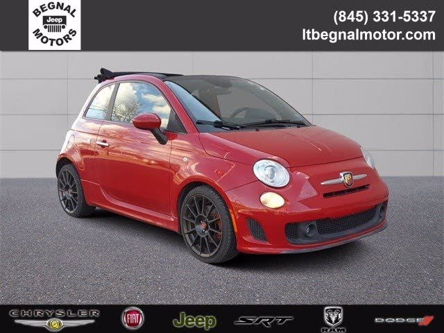 2013 FIAT 500 Abarth Convertible