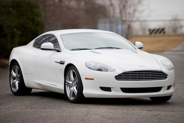 2010 Aston Martin DB9 Coupe RWD