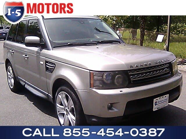 2012 Land Rover Range Rover Sport HSE Limited Edition