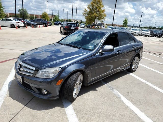 Used Mercedes-Benz C-Class C 350 Sport for Sale (with ...