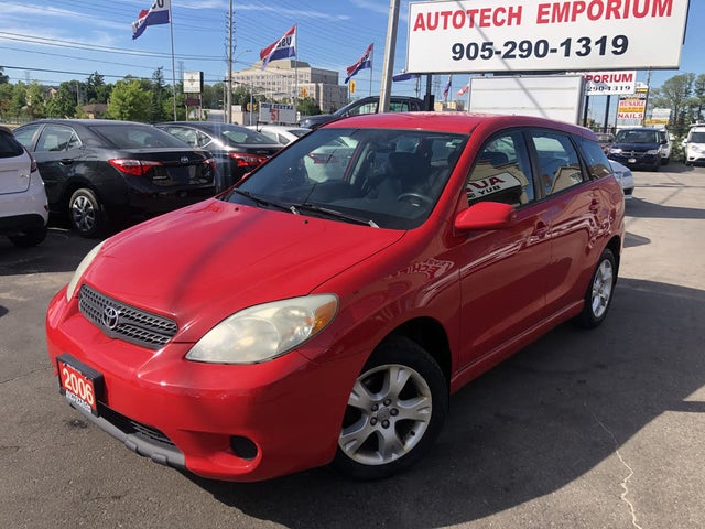 2006 Toyota Matrix AWD