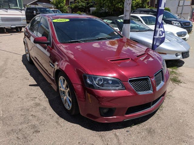 Used Pontiac G8 For Sale Right Now Cargurus