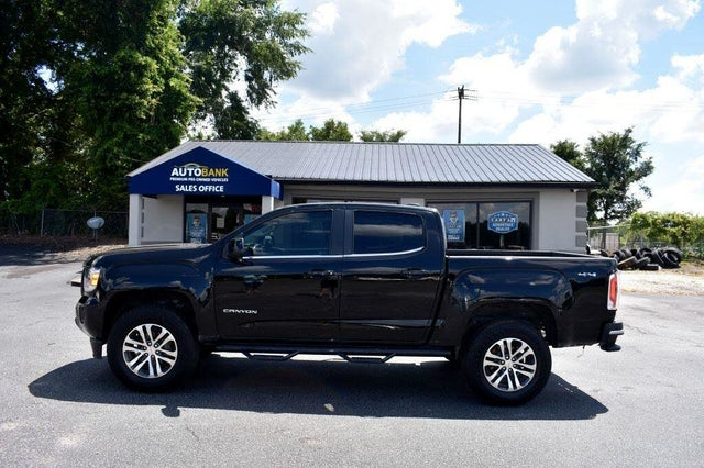 Used Gmc Canyon For Sale In Asheville Nc Cargurus